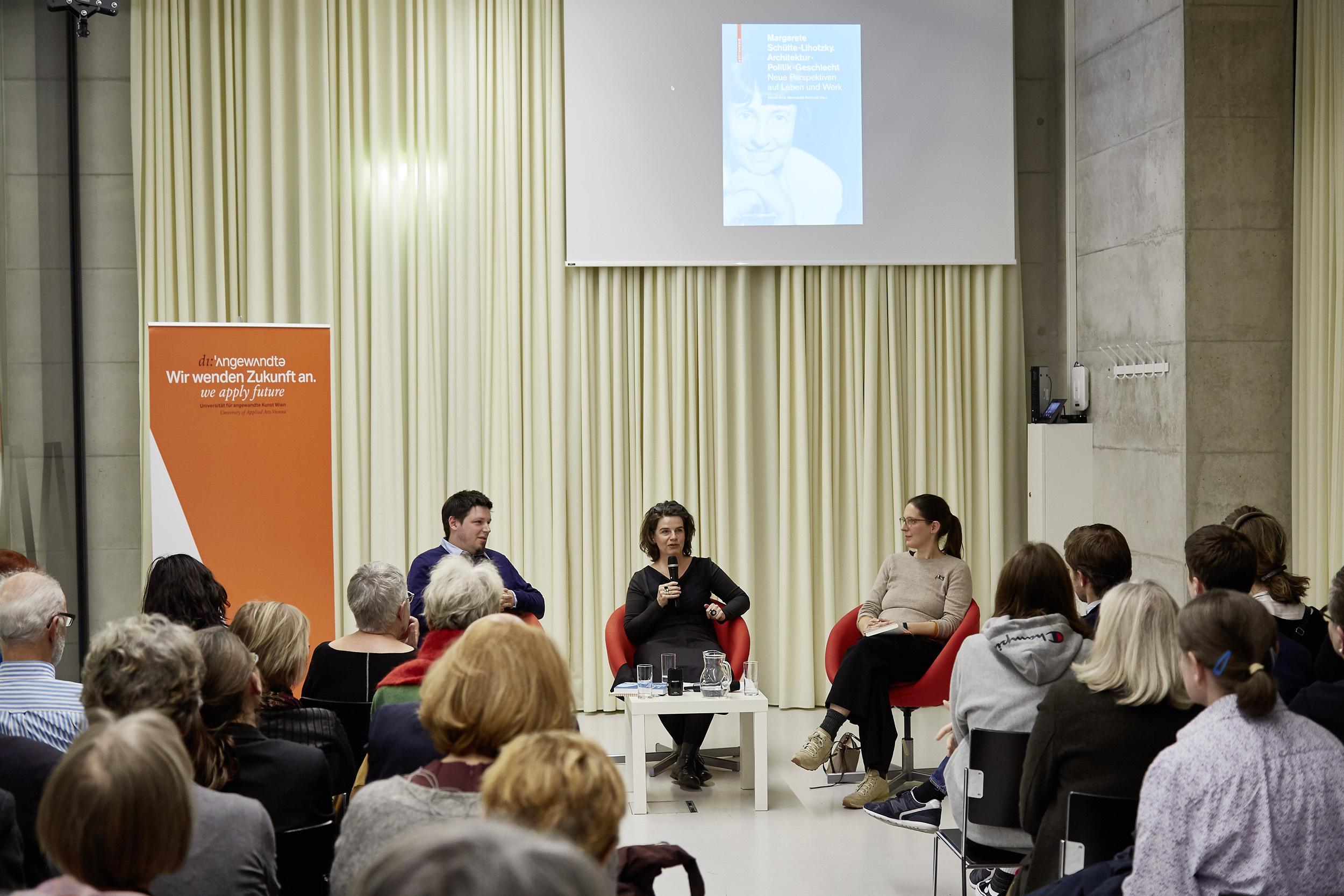 20191125 Margarete Schütte Lihotzky Buchpräs 32