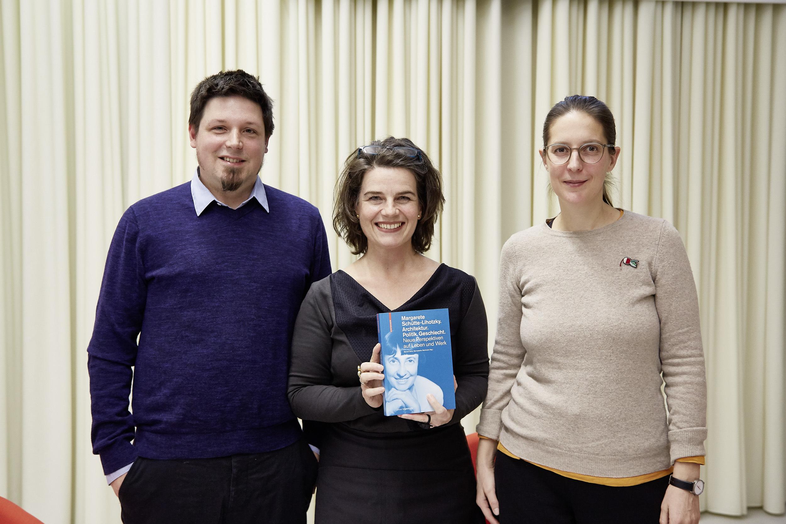 20191125 Margarete Schütte Lihotzky Buchpräs 33