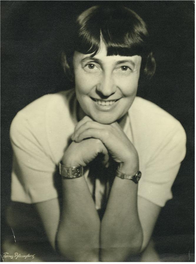 20200117 Schütte Lihotzky Portrait