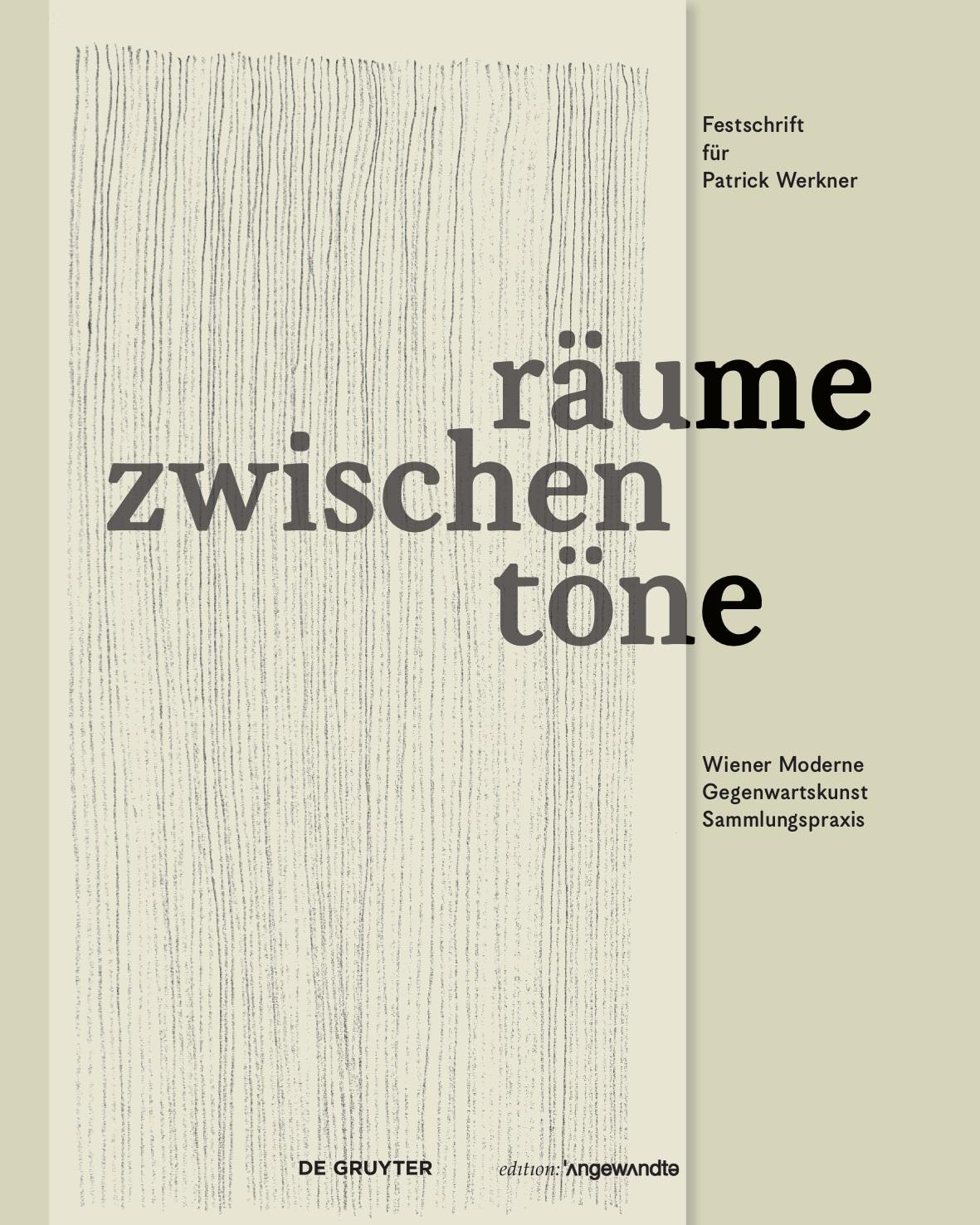 Buch Festschrift Werkner 00 Cover Ansicht 1
