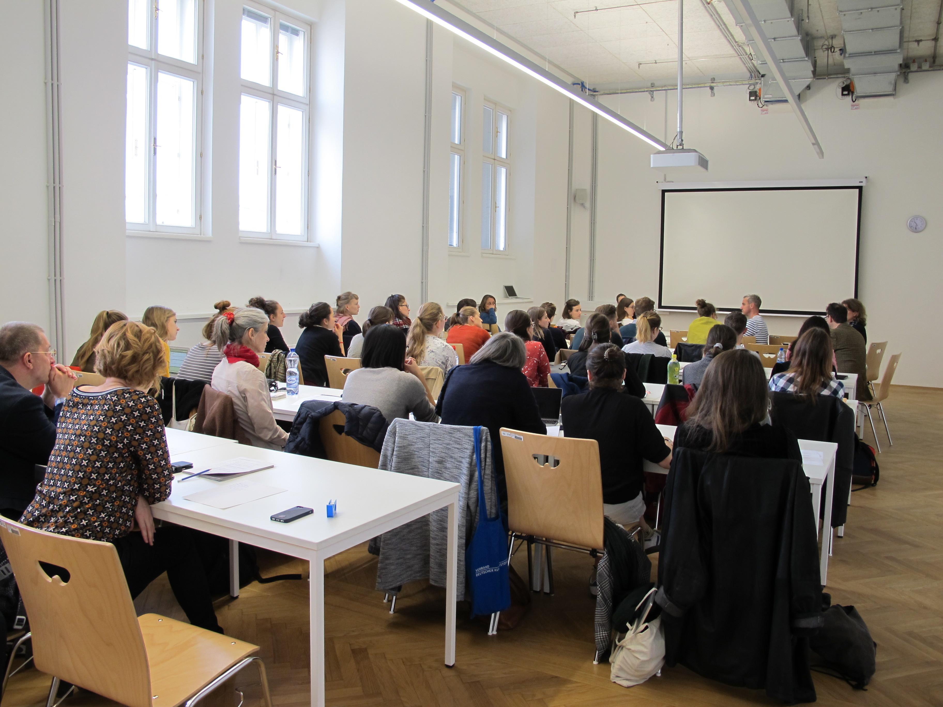 Forschungskolloquium Wien/Bern