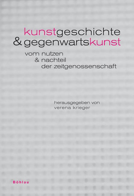 Kunstgeschichte Und Gegenwartskunst