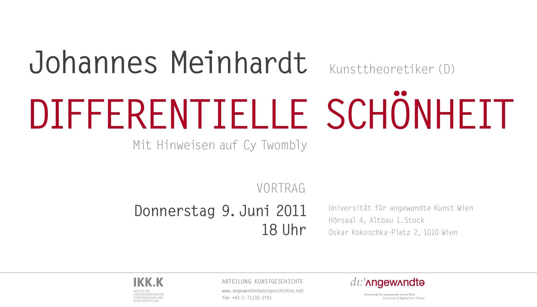Meinhardt Plakat 110609