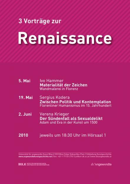 Renaissance Kg Plakat Low Img Assist Custom 442X624