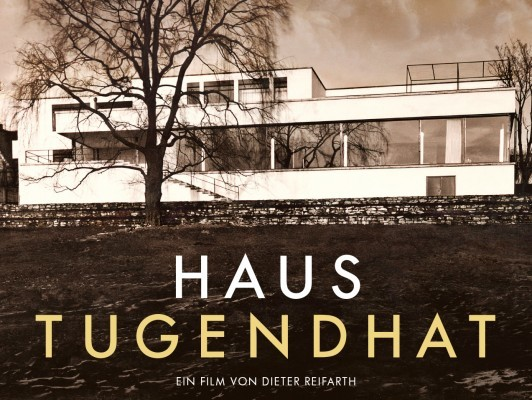Haus Tugendhat Artwork Kinoplakat